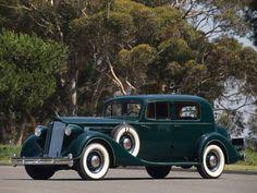 Packard Twelve Club Sedan '1936