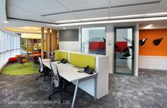 Microsoft's Gurgaon Offices: http://officesnapshots.com/2014/10/16/microsoft-gurgaon/