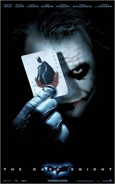 El caballero oscuro : Cartel Joker (2008)