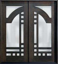 Modern exterior doors.    #doors #frontdoor #entrance #doordesign