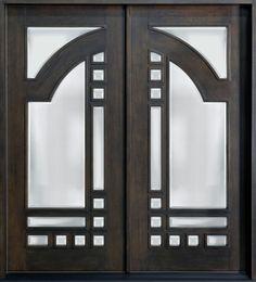 Modern exterior doors.    #doors #frontdoor #entrance #doordesign