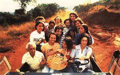 O Clube da Esquina e o jipe Manuel Audaz