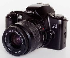 Canon Eos 500 with 35-80mm lense