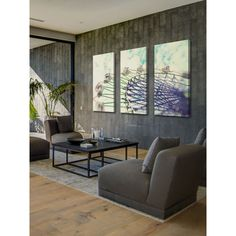 Marmont Hill 'Enjoy the Ride Triptych' Canvas Art