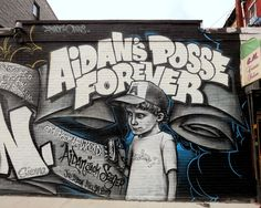 Owns and Ewok street art grafffiti Bushwick NYC Kids on Walls — Part III: Joe Iurato, Miss 163, LNY & Axel Void, Rene Gagnon, Ewok, Owns, RWK and more