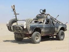 Truck from Mad Max: Fury Road