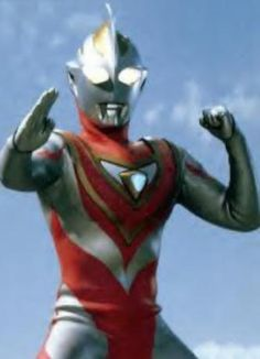 Ultraman Gaia this is for you mom!