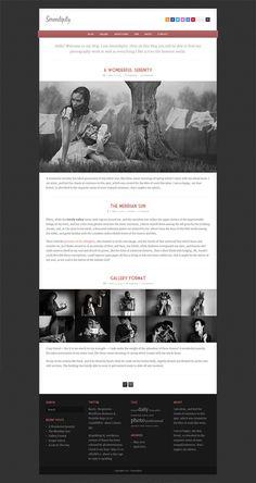 30 Free Responsive PSD Website Templates