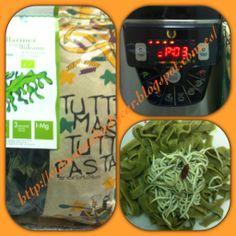 Vida Sana By Julycar: Tallarines con wakame y gulas