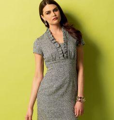 B5917 Misses' Dress | Easy