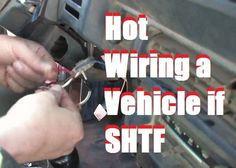 During or after a major SHTF event there maybe no gas, no mechanics, no rental cars, etc... But a lot of abandoned vehicles whose owners are no longer with us or have abandoned them by choice. Under these circumstances hot wiring a vehicle maybe your only option if you must have transport.