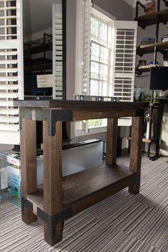 DIY Aquarium Stand