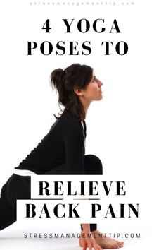 Yoga is beneficial for relieving back pain, and thousands of people have used it to strengthen their muscles and ease the pain in their backs. Fitness Workout For Women, Yoga Fitness, Yoga Terms, Yoga Videos For Beginners, Home Yoga Practice, Short Workouts, Relieve Back Pain, Yoga Pictures, Learn Yoga