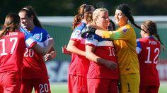 FIFA U-20 WOMEN'S WORLD CUP:USA cruise past China to reach quarters