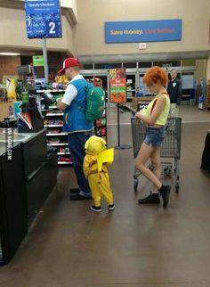 Unusual family