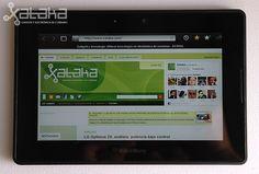 Blackberry no se olvida de Playbook, que 'próximamente' recibirá BB10  http://www.xataka.com/p/106961