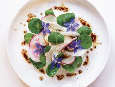 Cuisiner avec les fleurs de bourrache - www.ygheia.com