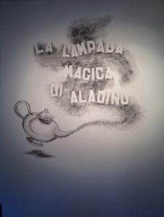 La lampada di Aladino a Cavalese