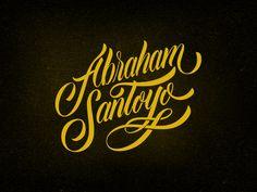 Abraham Santoyo by Alan Guzman