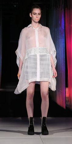 Java Shirt Elastic Skirt Boots #Tramando #SS16