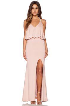 Shop Apricot Deep V Neck Split Chiffon Maxi Dress online. SheIn offers Apricot Deep V Neck Split Chiffon Maxi Dress & more to fit your fashionable needs. Maxi Robes, Chiffon Maxi Dress, Maxi Dresses, Lace Chiffon, White Chiffon, Slit Dress, Ruffle Dress, Chiffon Cardigan, Backless Dresses