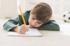 Does your child have messy handwriting, difficulty gripping a pencil, or trouble organizing his thoughts on paper? It could be dysgraphia.