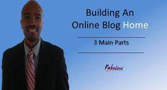 How to Build An Online Home Business Start a Blog  KelseySimonnet