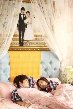 Kim Hyun Joong como Baek Seung Jo y Jung So Min como Oh Ha Ni. Playful Kiss, Boys Over Flowers, Love K, Cute Love, Live Action, My Shy Boss, Kdrama, Two Worlds, Baek Seung Jo