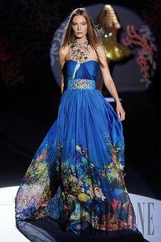 Zuhair Murad Spring 2009 Couture