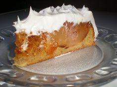 Izvrnuta torta sa jabukama