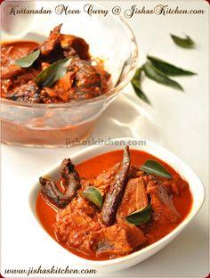 Kuttanadan style meen curry