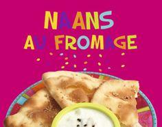 Recette de naan à cuisiner avec les enfants !