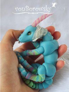 BJD Dragon WIP
