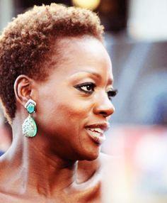 Viola Davis, she should have won the oscar this year.