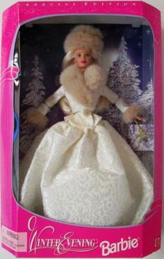Winter-Evening-Blonde-Barbie-Doll-Special-Limited-Edition-New