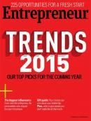 Entrepreneur predictions for 2015 dining trends show more of what we saw in 2014: ramen, small plates, local food, personalization and more innovation in beverages.