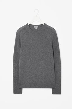 Wool and yak jumper