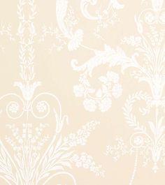 Std Wp Josette Linen - wallpaper , Laura ashley