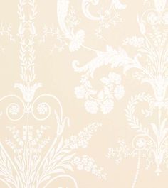 Std Wp Josette Linen - wallpaper , Laura ashley