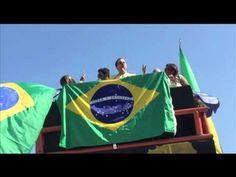 Felipe Moura Brasil discursa no ato de 12 de abril em Copacabana | Disso Você Sabia ? TV
