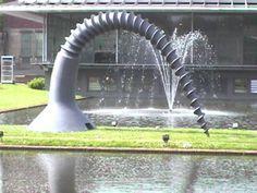 The GIANT Sculptures of Claes Oldenburg | SMOSH