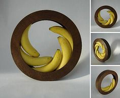 I don't like to see my bananas just lying around, I think this is a perfect holder for them!