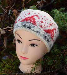 Ravelry: Nissepannebånd pattern by Jorunn Jakobsen Pedersen Ravelry, Winter Hats, Crochet Hats, Pattern, Projects, Log Projects, Model, Patterns, Fair Isle Knitting