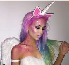 Unicorn Halloween