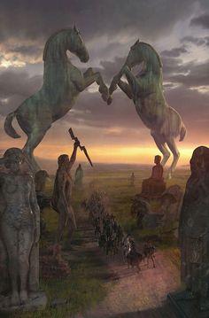 [ATUALIZADO] Veja TODAS as imagens de A Game of Thrones – The Illustrated Edition | Game of Thrones BR