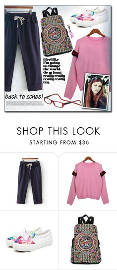 """Newchic (2/XII)"" by dorinela-hamamci on Polyvore featuring plus size clothing"