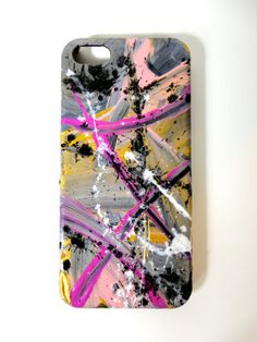 iPhone 5/5s Cellphone Case Abstract Original by KamaraLarryStudio, $55.00