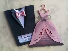Invitación rosa