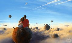About Alex Andreev And His Artworks