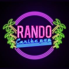 Rando Camasta - Adicto - Caribe Pop EP
